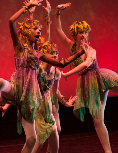 Fairies trio